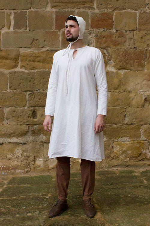 Hombre siglo XV