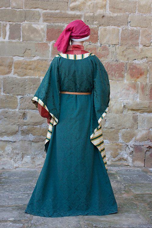Hopalanda medieval hombre