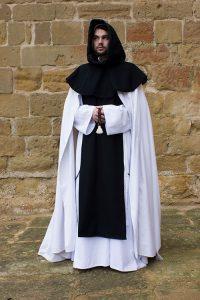 Monje cisterciense