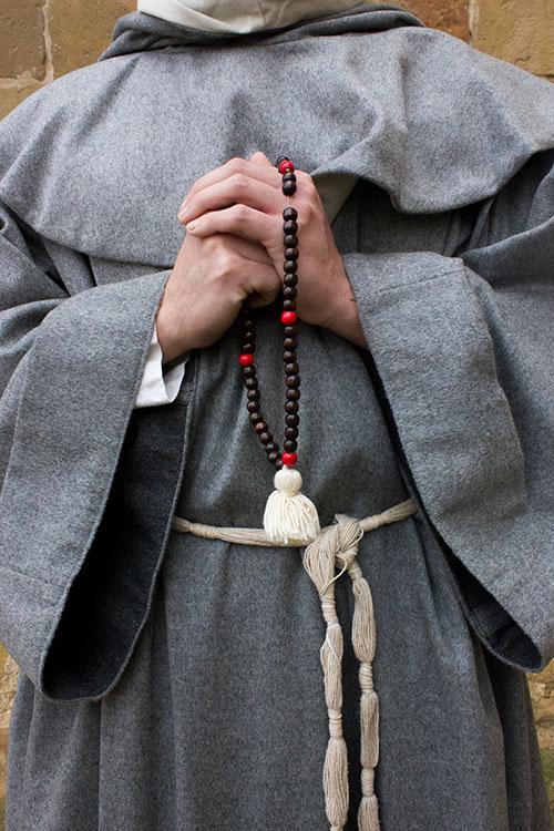 monje converso