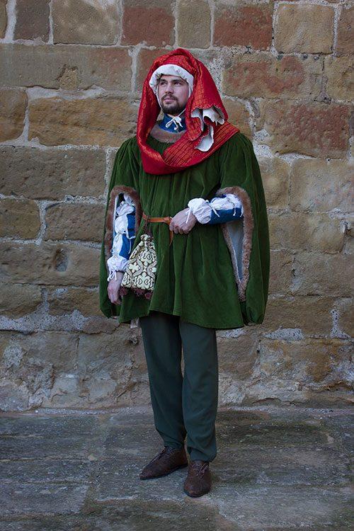 paletoque medieval