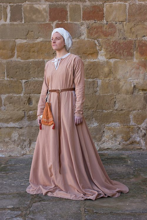 Mujer siglo XIV