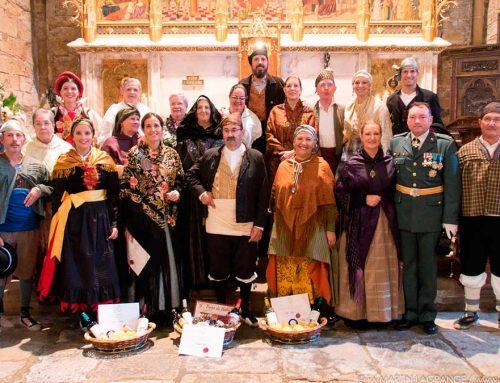 Concurso de indumentaria tradicional aragonesa