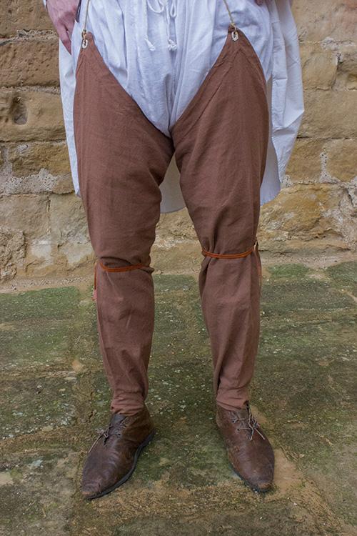 calzas medievales
