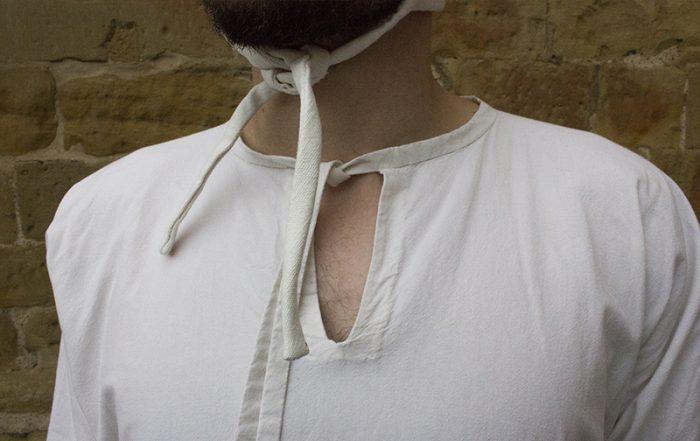 camisa interior medieval