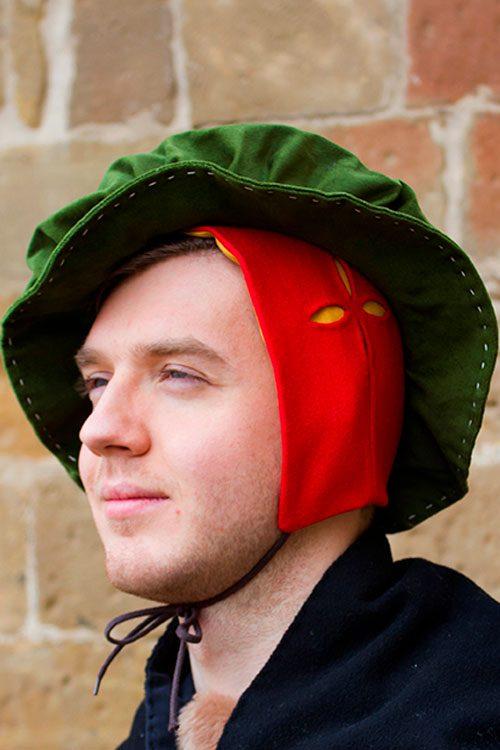 parlota verde medieval