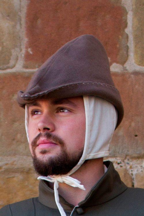 sombrero de pico medieval
