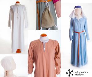 saya-camisa-lismonera-indumentaria-mujer-medieval